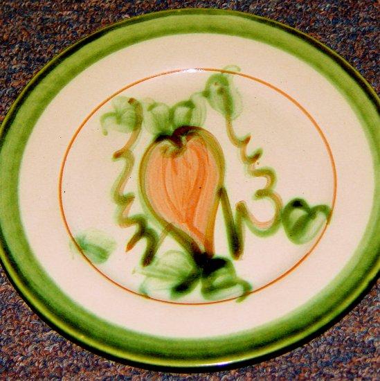 John B Taylor HARVEST Dessert Plate - Vintage