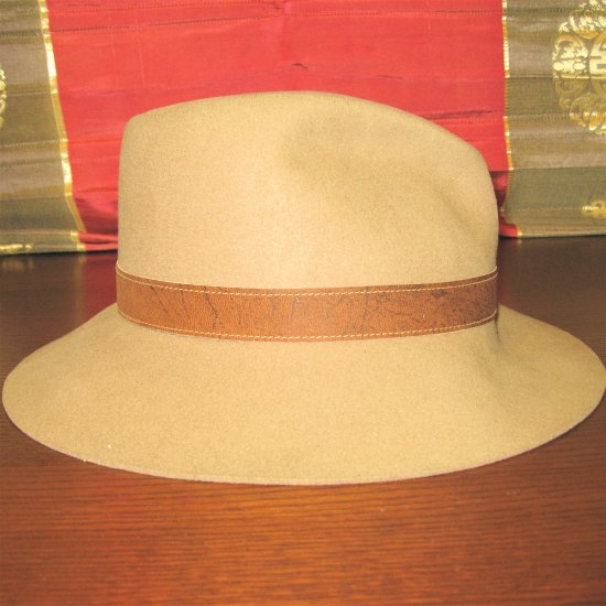 WESTERN PURE WOOL XL UNISEX HAT by Banana Republic