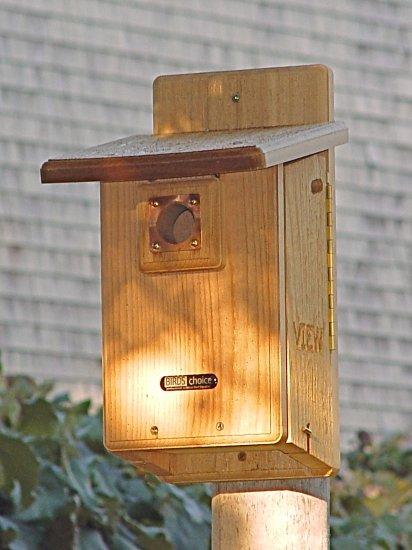 Bird House for Bluebirds or Tree Swallows