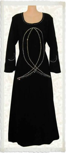 Saworski Beaded Abayas