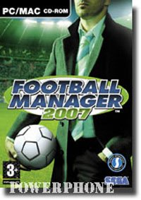 Football Manager 2007 ( no box and instruction manual)
