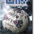 Championship Manager 4 ( no box and instruction manual)
