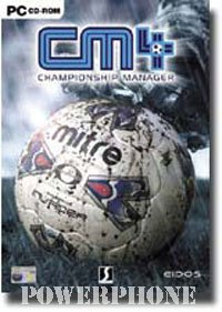 Championship Manager 4 ( no box and instruction manual)