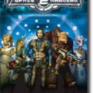Space Rangers 2 ( no box and instruction manual)