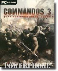 Commandos 3 : Destination Berlin ( no box and instruction manual)