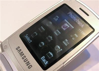 Samsung U300 Unlocked GSM Triband Phone SGH-U300