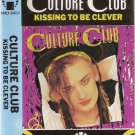 Culture Club - Kissing To Be Clever Cassette Tape - IMPORT