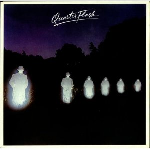 Quarterflash - Quarterflash Cassette Tape - IMPORT
