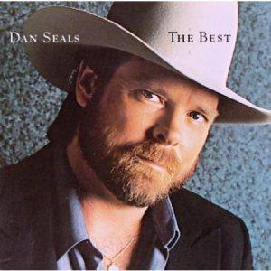 Dan Seals The Best Cassette Tape
