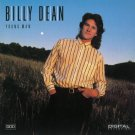 Billy Dean Young Man Cassette Tape