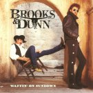 Brooks & Dunn Waitin' On Sundown Cassette Tape