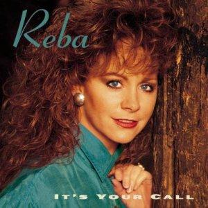 Reba McEntire It's Your Call Cassette Tape