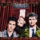 Crowded House Temple of Low Men Cassette Tape