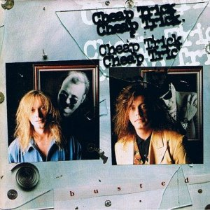 Cheap Trick Busted Cassette Tape