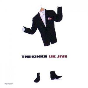 The Kinks UK Jive Cassette Tape