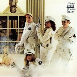 Cheap Trick Dream Police Cassette Tape