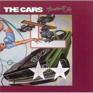The Cars Heartbeat City Cassette Tape