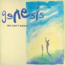 Genesis We Can't Dance Cassette Tape