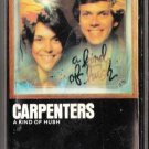The Carpenters A Kind of Hush Cassette Tape