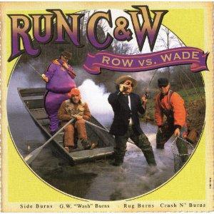 Run C&W Row vs. Wade Cassette Tape
