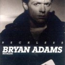 Bryan Adams Reckless Cassette Tape