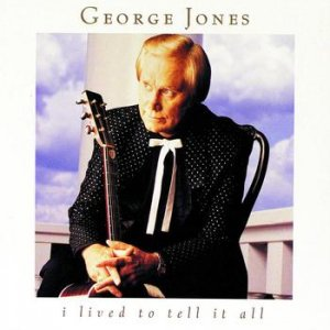George Jones I Lived To Tell It All Cassette Tape