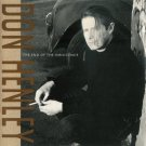 Don Henley The End of Innocence Cassette Tape