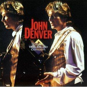 John Denver The Wildlife Concert Cassette Tape