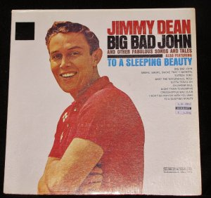 Jimmy Dean Big Bad John & Other Fabulous Songs and Tales - LP