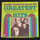 Sergio Mendes & Brasil &#39;66 Greatest Hits - LP