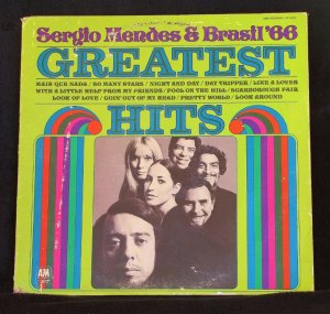 Sergio Mendes & Brasil '66 Greatest Hits - LP