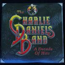 Charlie Daniels Band A Decade of Hits - LP