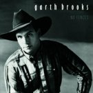 Garth Brooks No Fences Cassette Tape