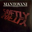 Mantovani Softly Cassette Tape #2