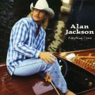 Alan Jackson Everything I Love Cassette Tape