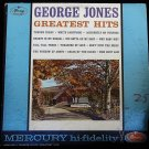 George Jones Greatest Hits - LP