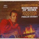 Ferlin Husky Memories of Home - LP