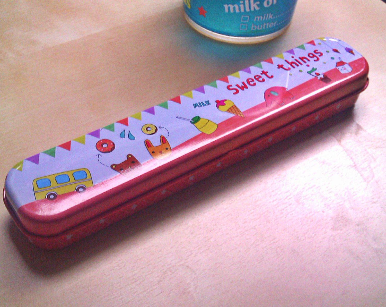 Korean Pencil Case (sweet things)
