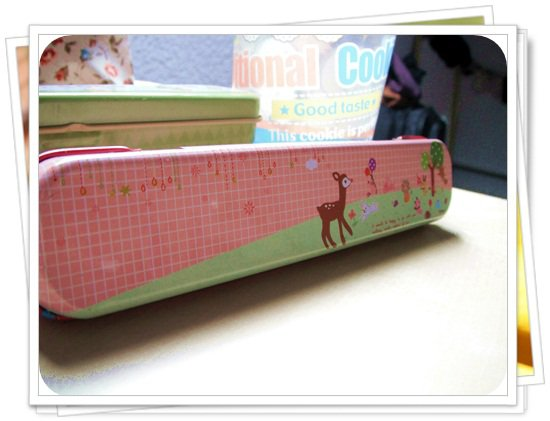 Korean Pencil Case (sweet deer)