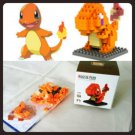 Charmander mini blocks set