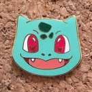 Bulbasaur pin brooch