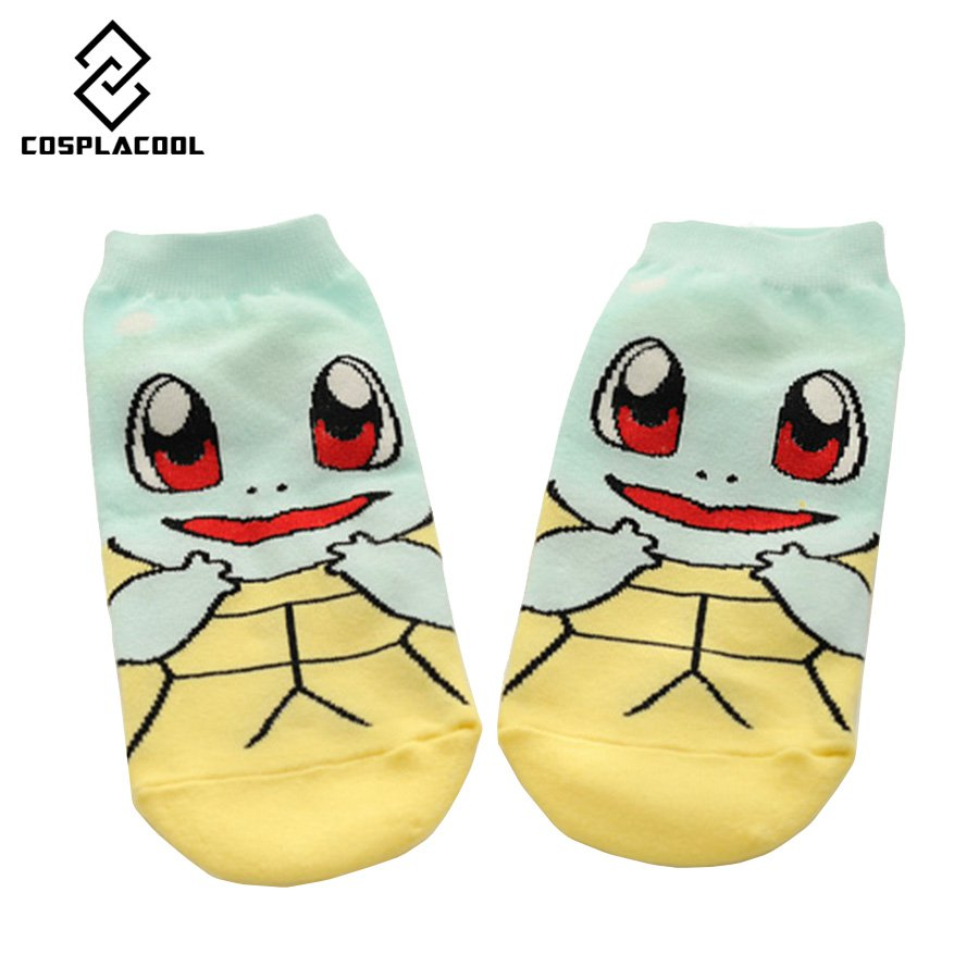 Pokemon Socks (Squirtle)