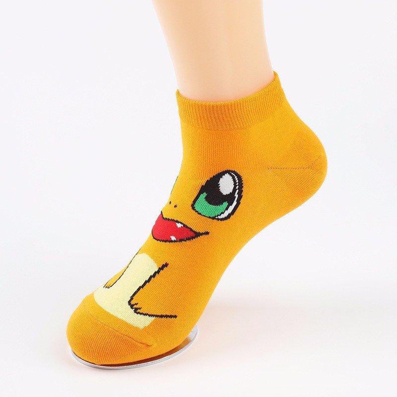 Pokemon Socks (Charmander)