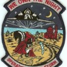 OERATION DESERT STORM MILITARY AIRCRAFT PATCH WE OWN THE NIGHT!