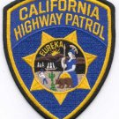 California Highway Patrol Police Patch