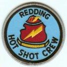 Redding California USFS Hot Shot Crew Fire Patch