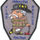 Hickory Flat Mississippi Fire Patch