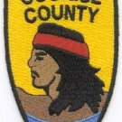 Cochise County Sheriff Arizona Police Patch