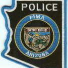 Pima Arizona Police Patch