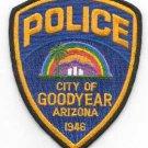 Goodyear Arizona Police Patch